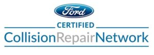ford certified collision repair network logo